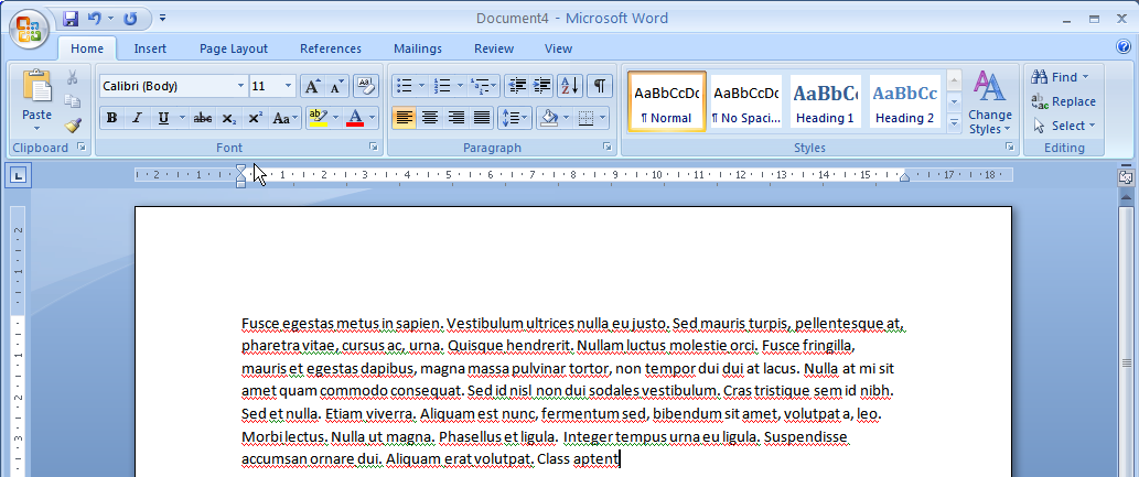 5 reasons why Microsoft Office 2007 is better than OpenOffice