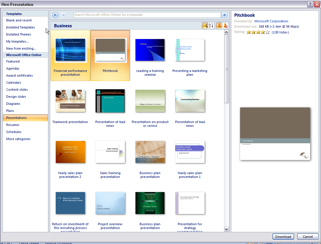 Microsoft PowerPoint 2007 Full Version