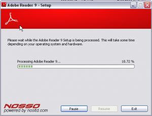 free download adobe reader 9.0 full version for windows 10
