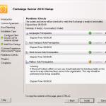 Installing Exchange Server 2010: The Typical Server