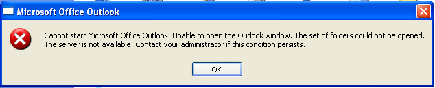 Unable to Connect to Exchange 2010 After CAS Role Moved