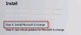 How to Install Exchange Server 2010 Management Tools on Windows 7
