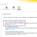 Exchange Server 2010 Mailbox Audit Logging Step by Step Guide