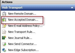 how to make email id with domain name