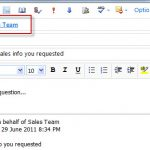 Exchange 2010: How to Grant Send on Behalf Permissions for a Distribution Group
