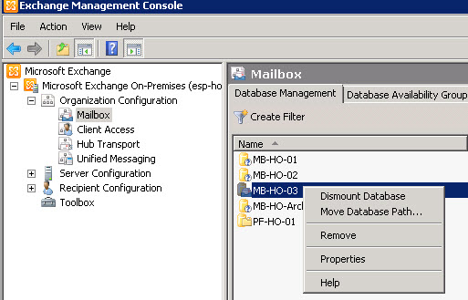 Validating destination file paths exchange 2007