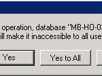 How to Move an Exchange 2010 Database to a Different Folder