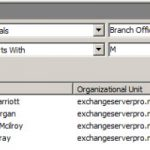 How to Modify Settings for Multiple Exchange 2010 Mailboxes