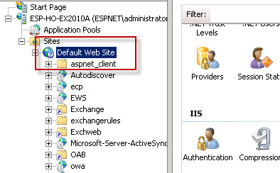 How to Change the Log File Directory in IIS7