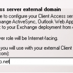 Exchange 2010 FAQ: Common Concerns When Installing the First Exchange 2010 Server
