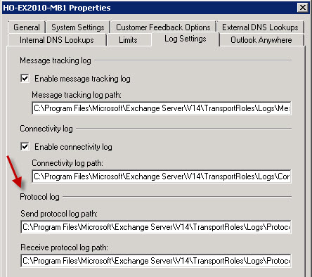 Troubleshooting Email Delivery with Exchange Server Protocol