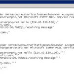 Troubleshooting Email Delivery with Exchange Server Protocol Logging