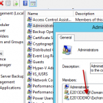 Using a Non-Exchange Server as an Exchange 2013 DAG File Share Witness