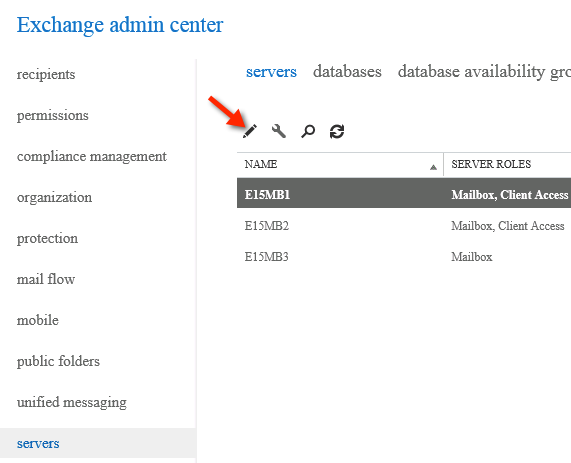 Manually Configuring DNS Lookups for Exchange Server 2013