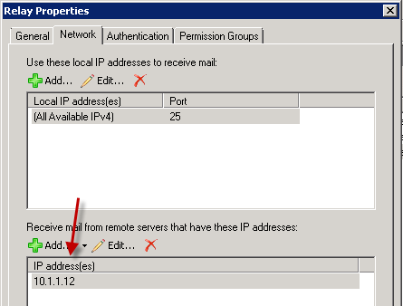 Issues With Load Balancing SMTP Traffic