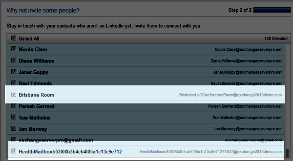 How (and Why) to Block LinkedIn from Accessing Exchange Servers