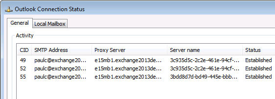 Exchange Server 2013 Client Access Server High Availability