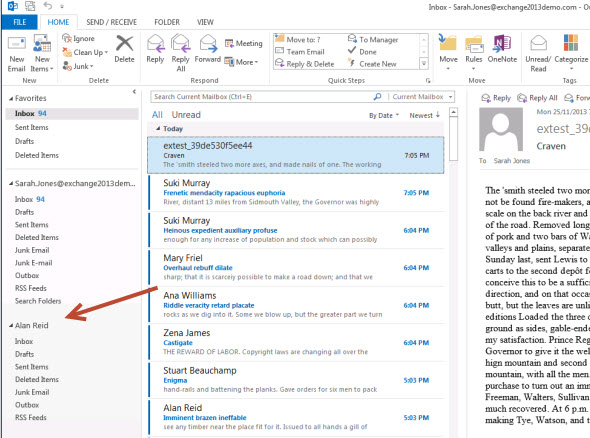 Exchange 2013: How to Grant Full Mailbox Access for a User