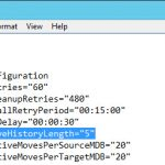 Retrieving the Move History for an Exchange Server 2010/2013 Mailbox