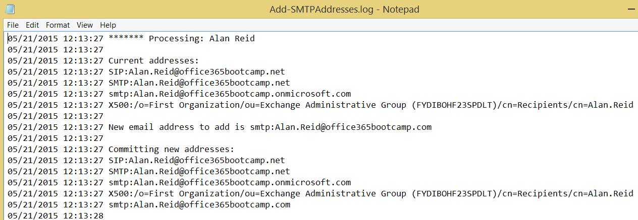 add-smtpaddresses-logfile