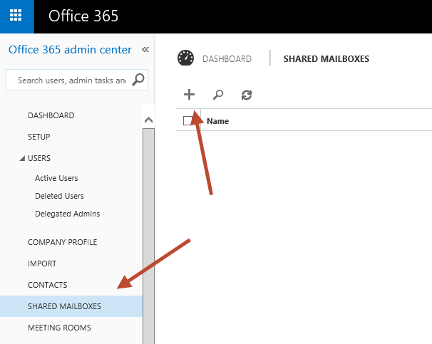 How to Create or Convert Shared Mailboxes in Office 365