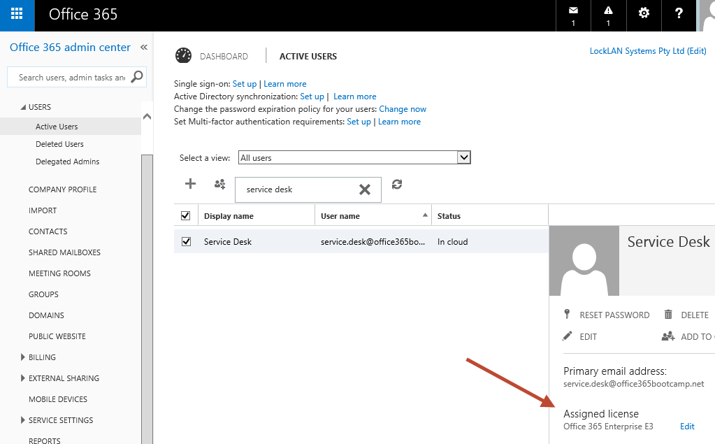 How to create or convert shared mailboxes in office 365 - Create account in office 365 ...