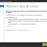 Upgrade Azure AD Sync to Azure AD Connect