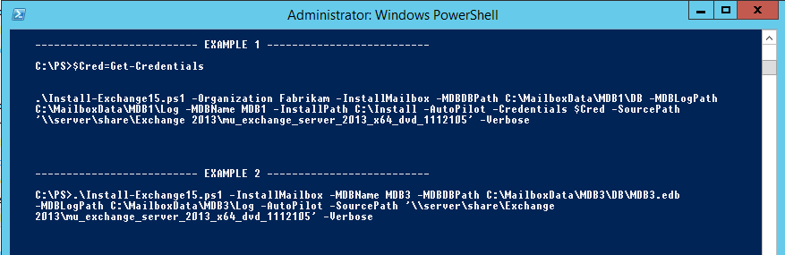 PowerShell Scripts for your Exchange Server Toolkit