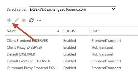 How to Configure Exchange Server 2016 SMTP Relay