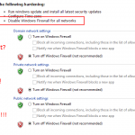 Beware of Bad Advice About Exchange Servers and Windows Firewall