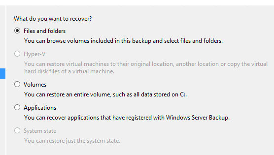 Restoring Exchange 2016 Mailboxes with Recovery Databases