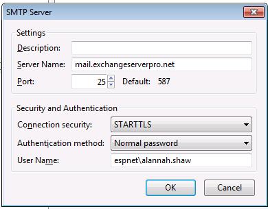 Exchange 2003 - Enabling TLS encryption