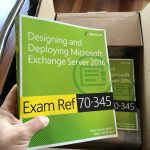 Exchange 2016 Exam Reference (70-345) is Now Available