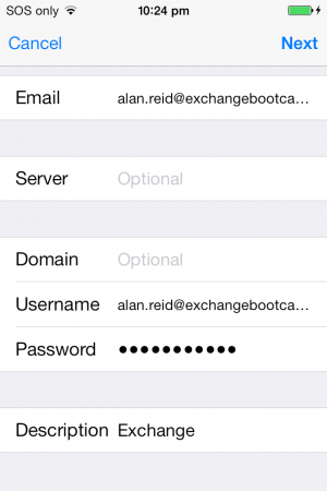 Fixing Autodiscover Root Domain Lookup Issues for Mobile Devices