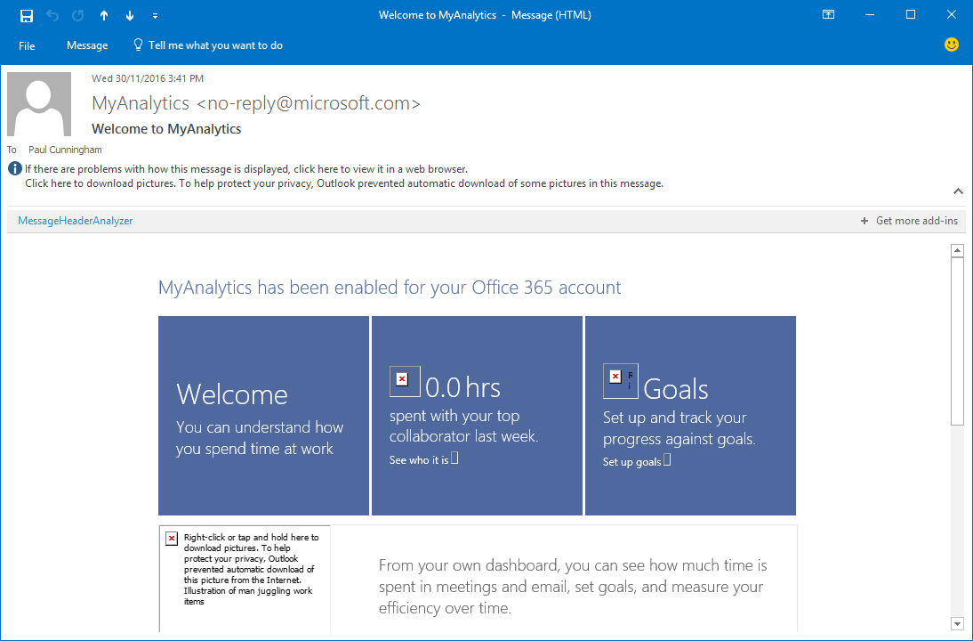 Managing Change in Office 365