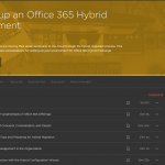 New Pluralsight Course – Designing & Deploying Exchange 2016 (70-345) Hybrid and Migration
