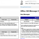 Update to the Office 365 Message Center Digest Email Script