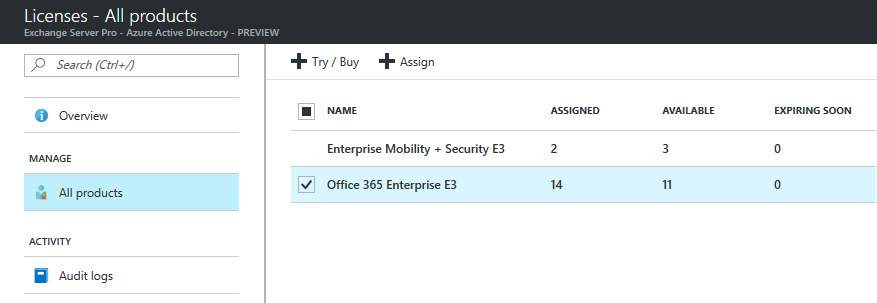 Office 365 Admin: Azure AD Group-Based License Management