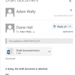 Changing the OWA Reply All Default Setting to Reply