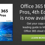 Office 365 for IT Pros, 4th Edition is Now Available