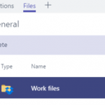 Controlling Third Party Cloud Storage Access for Microsoft Teams