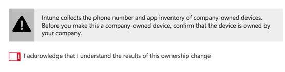 What Can Microsoft Intune See On Your Managed Mobile Devices?