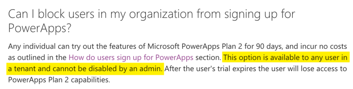 PowerApps is open for business!