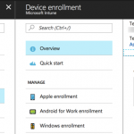 Renewing an Apple Device Enrolment Certificate for Intune