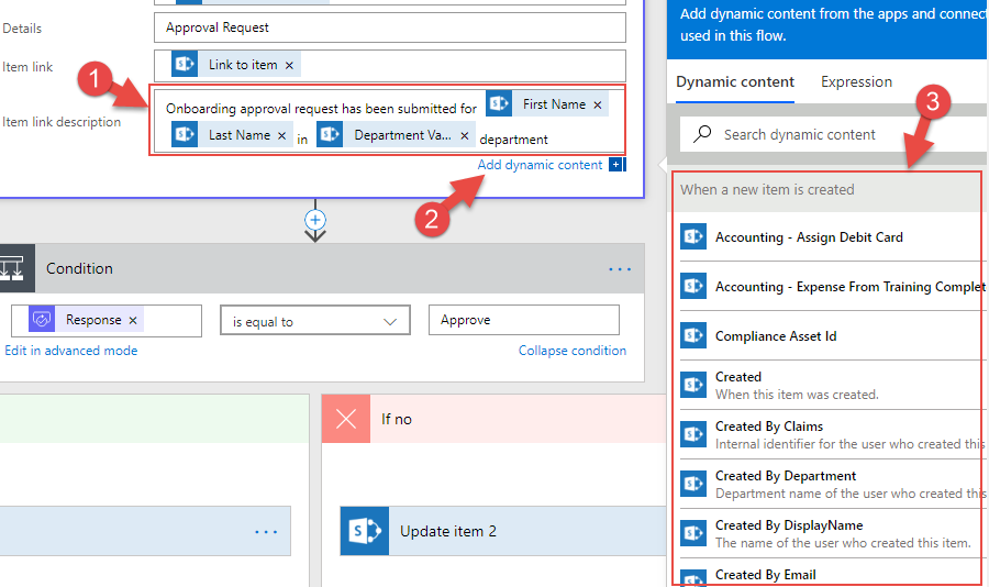 Automating Office 365 Account Creation Using SharePoint Online, Flow