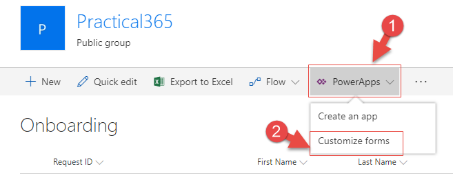 Automating Office 365 Account Creation Using SharePoint