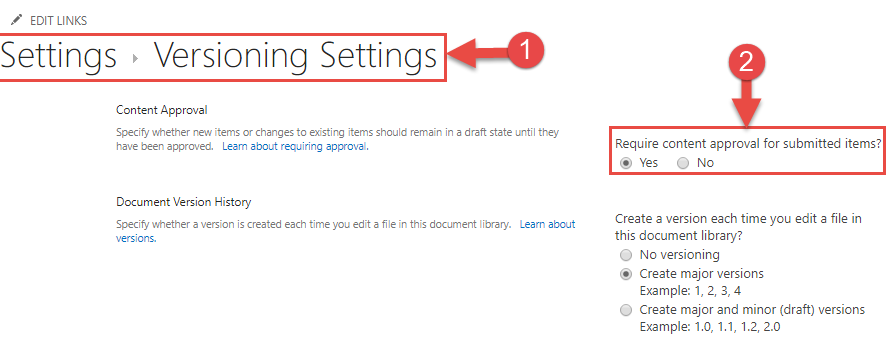Using SharePoint Online Document Libraries as a Document