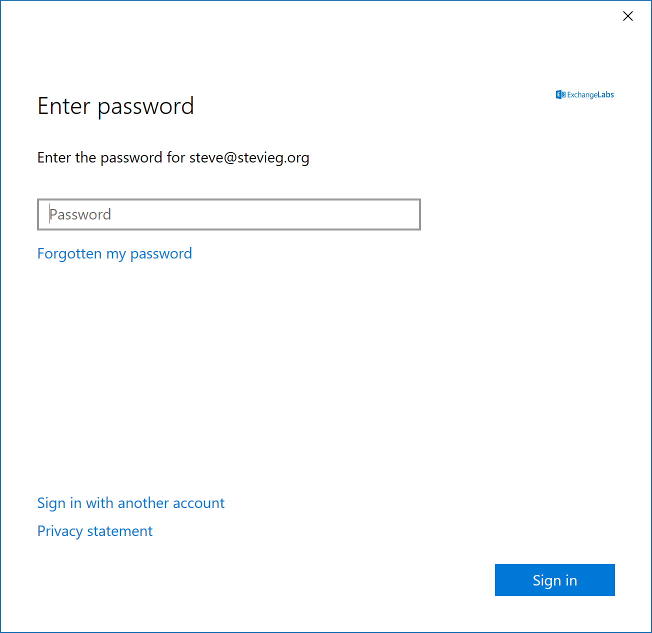 Basic Authentication prompt with older version of Outlook
