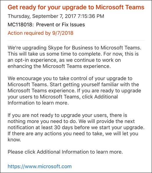 Skype for Business vs  Teams