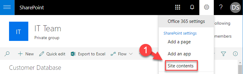 How to migrate data from a CSV file to SharePoint using